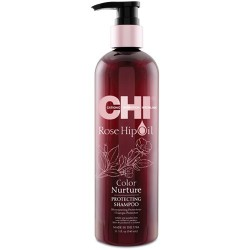 Chi Rosehip Oil Protecting Shampoo 340ml