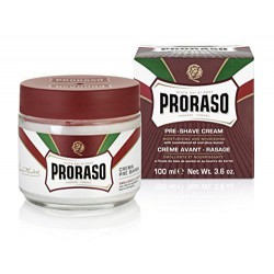 Proraso Red Pre-shaving Cream 100ml