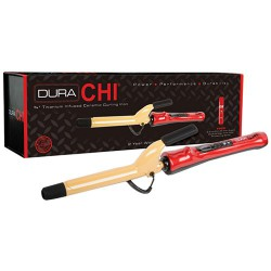 Chi Dura Curling Iron 19mm + ΔΩΡΟ Chi 44 Iron Guard Style & Stay 74g