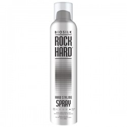 Biosilk Rock Hard Hard Styling Spray 284g