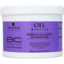 Schwarzkopf Professional BC Oil Miracle Barbary Fig Oil Restorative Mask 500ml