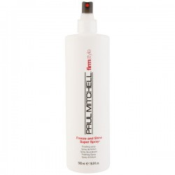 Paul Mitchell Firm Style Freeze and Shine Super Spray® 500ml