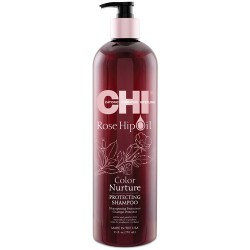 Chi Rosehip Oil Protecting Shampoo 739ml