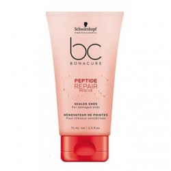 Schwarzkopf Professional BC Peptide Repair Rescue Sealed Ends 75ml