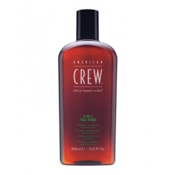 American Crew 3 in 1 Tea Tree 450ml