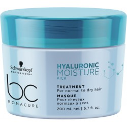 Schwarzkopf Professional Hyaluronic Moisture Kick Treatment 200ml