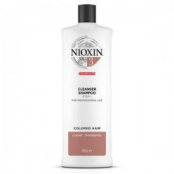 Nioxin Cleanser Shampoo System 3 1000ml