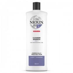Nioxin Cleanser Shampoo Σύστημα 5 1000ml
