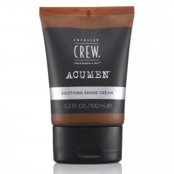 American Crew Acumen Soothing Shave Cream 100ml