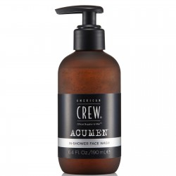 American Crew Acumen In-Shower Face Wash 190ml