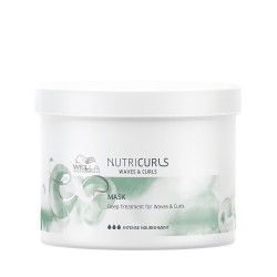 Wella Professionals Nutricurls Mask 500ml