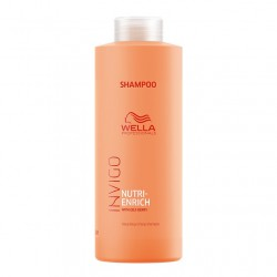 Wella Professionals Invigo Nutri-Enrich Deep Nourishing Shampoo 1000ml