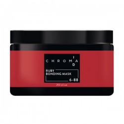 Schwarzkopf Professional Chroma Id Ruby Bonding Mask 6-88 250ml