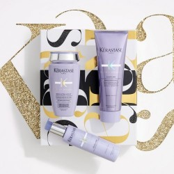 Kérastase Blond Absolu Set (Bain 250ml + Cicaflash 250ml + Cicaplasme 150ml)