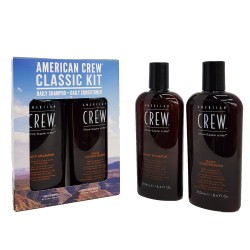 American Crew Value Set (Daily Shampoo 250ml + Daily Conditioner 250ml)