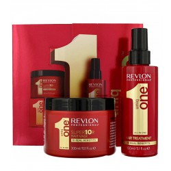 Uniq One Value Set (Hair Teatment Classic 150ml + Mask 300ml)