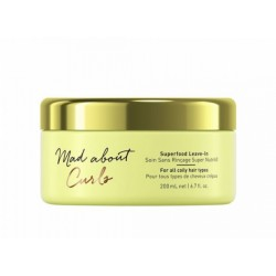 Schwarzkopf Professional Mad About Curls Superfood Leave-in 200ml