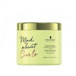 Schwarzkopf Professional Mad About Curls Superfood Mask 650ml