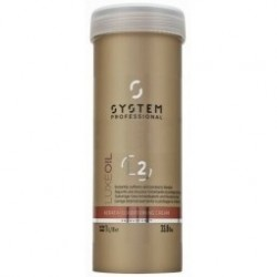 System Professional Fibra LuxeOil Keratin Conditioning Cream 1000ml (L2)