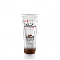 Chi Ionic Color Illuminate Conditioner Dark Chocolate 250ml