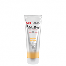 Chi Ionic Color Illuminate Conditioner Golden Blonde 250ml