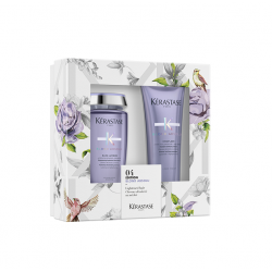 Kérastase Blond Absolu Spring Set (Bain Lumiere 250ml & Cicaflash 250ml)