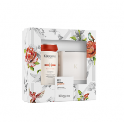 Kérastase Nutritive Spring Set (Bain Satin 2 250ml & Masquintense Thick 200ml)