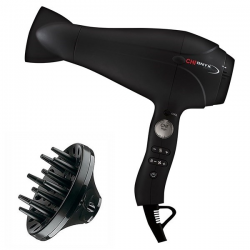 Chi Onyx Euroshine Digital Hair Dryer 2000Watt
