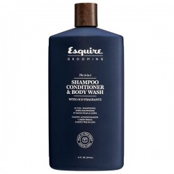Esquire Grooming 3in1 Shampoo Conditioner Body Wash 414ml
