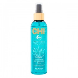 Chi Aloe Vera Curls Defined Curl Reactivating Spray 177ml
