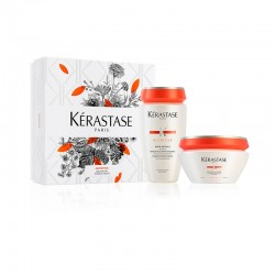 Kérastase Nutritive Spring Box (Bain Satin 2 250ml + Masquintense Thick 200ml)