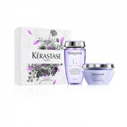 Kérastase Blond Absolu Spring Box (Bain Lumiere 250ml + Maque Ultra-Violet 200ml)