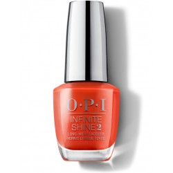 OPI Infinite Shine A Red-Vival City 15ml