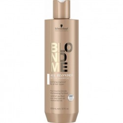 Schwarzkopf Professional BlondME All Blondes Detox Shampoo 300ml