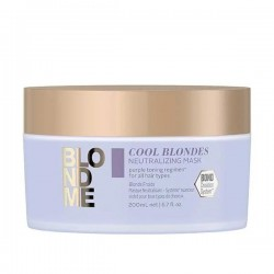 Schwarzkopf Professional BlondME Cool Blondes Mask 200ml