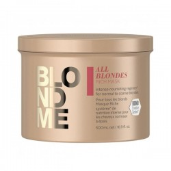 Schwarzkopf Professional BlondME All Blondes Rich Mask 500ml