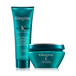 Kérastase Resistance Set (Bain Therapiste 250ml + Masque Therapiste 200ml)