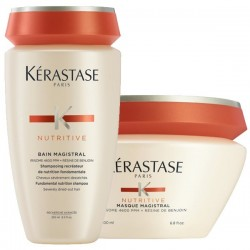 Kérastase Nutritive Set (Bain Magistral 250ml + Masque Magistral 200ml)